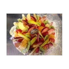 tarte multifruit frais 6pers patisseries Marseille