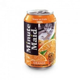 Minute Maid Orange boissons St Nazaire