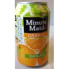 MAID MINUTE ORANGE boissons Salaise-sur-Sanne